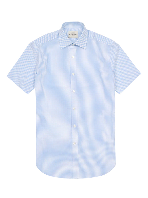 Check Short-Sleeve Shirt