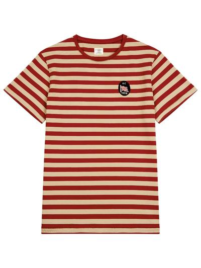 Hoop Striped T-shirt