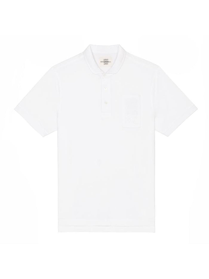 Three Lions Patch Polo
