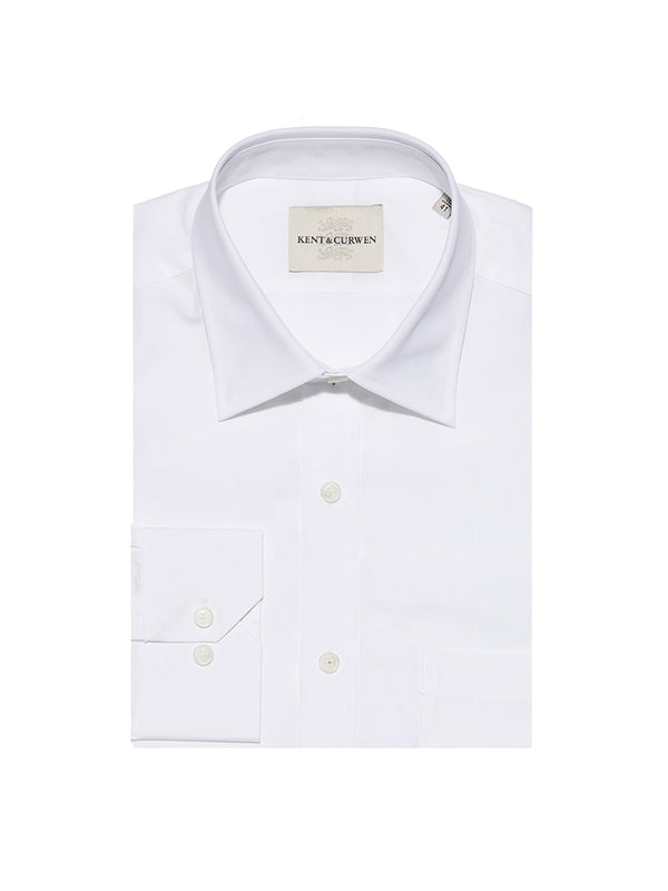 Slim Fit Long-Sleeved Shirt