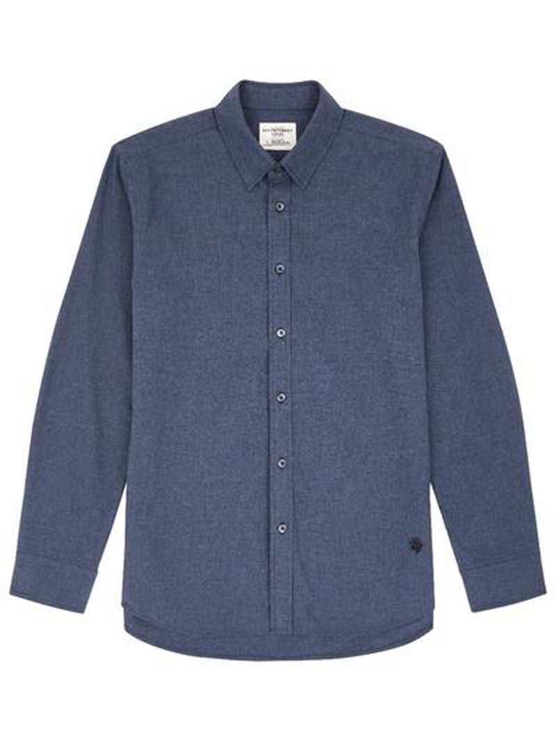 Cotton Flannel Casual Shirt
