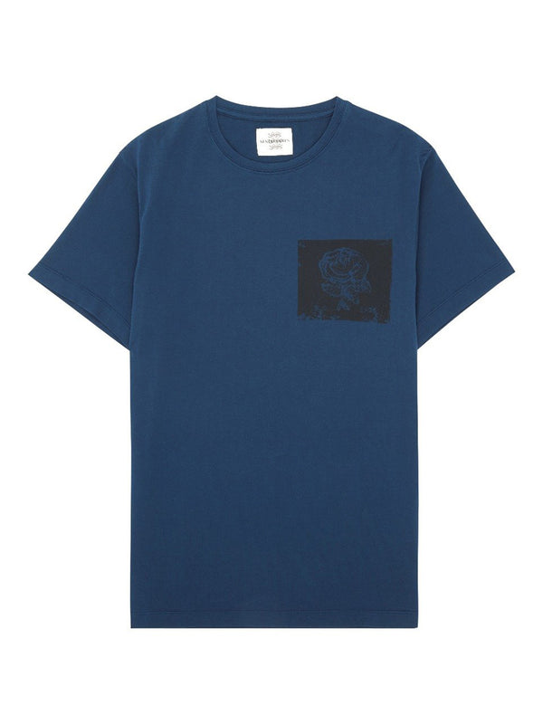 Rose Stamp T-shirt