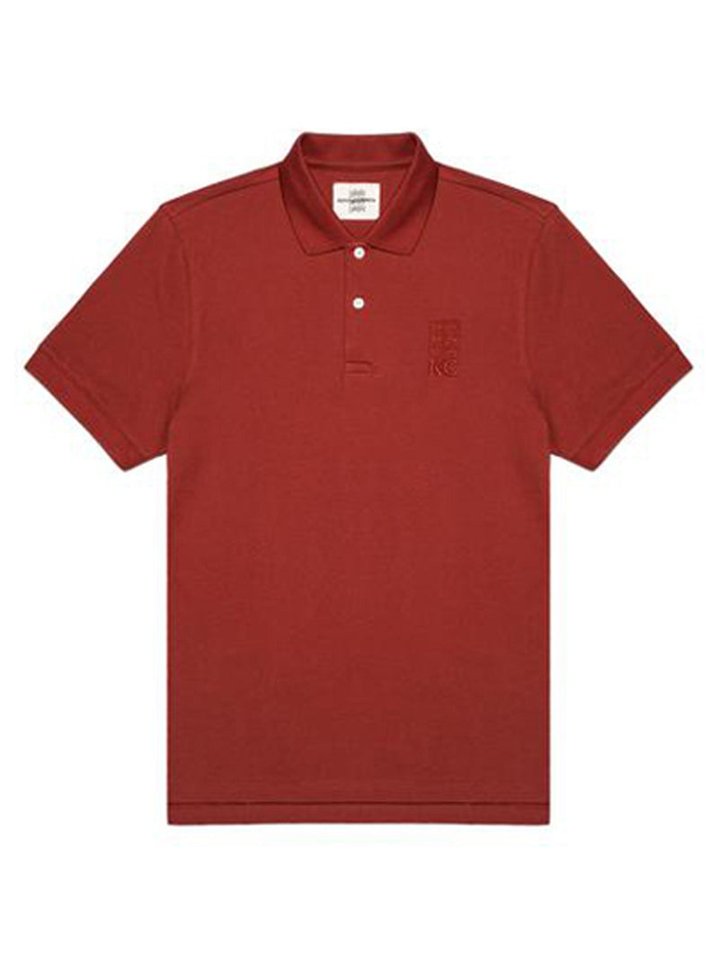 Three Lions Solid Coloured Polo