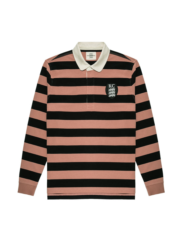 Bold Stripes Polo Shirt