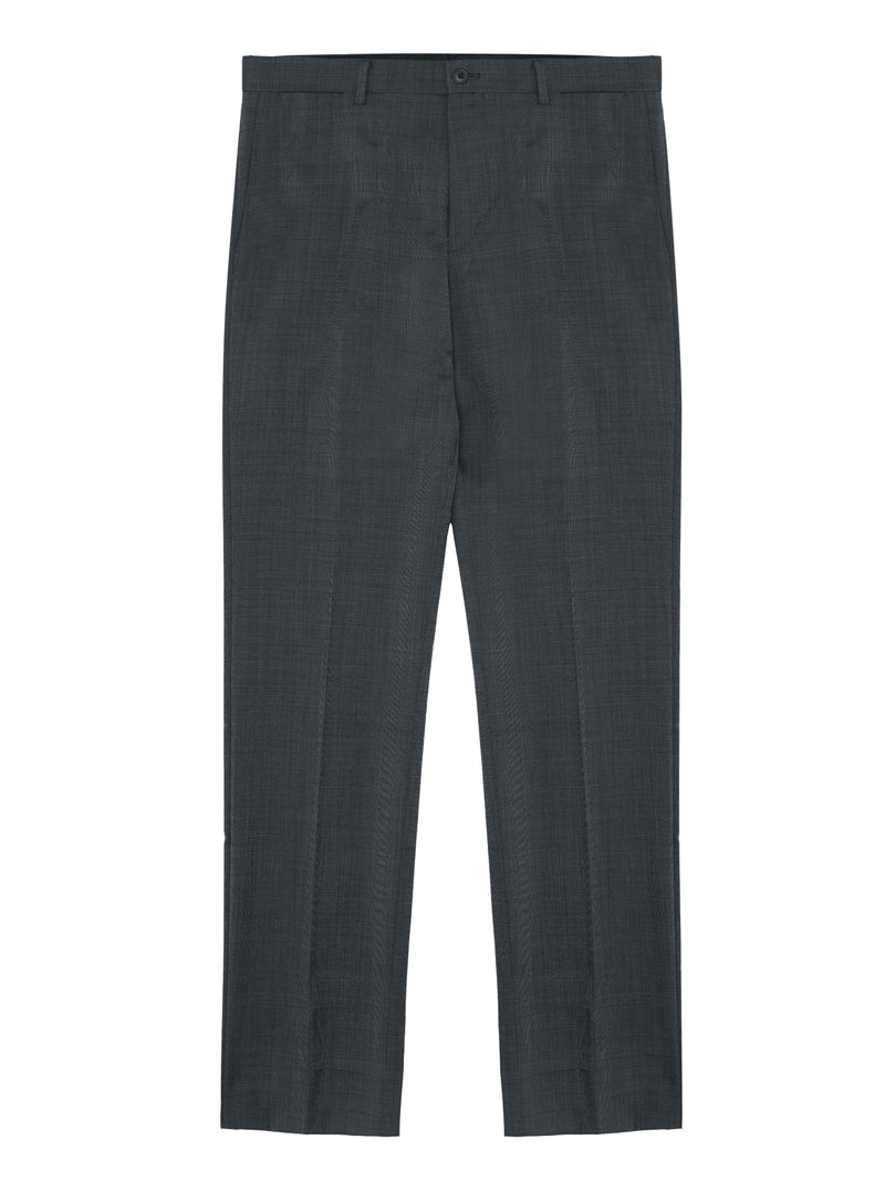 Mohair Wool Blend Suit Pants