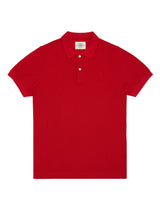 Cotton Pique Three Lions Polo