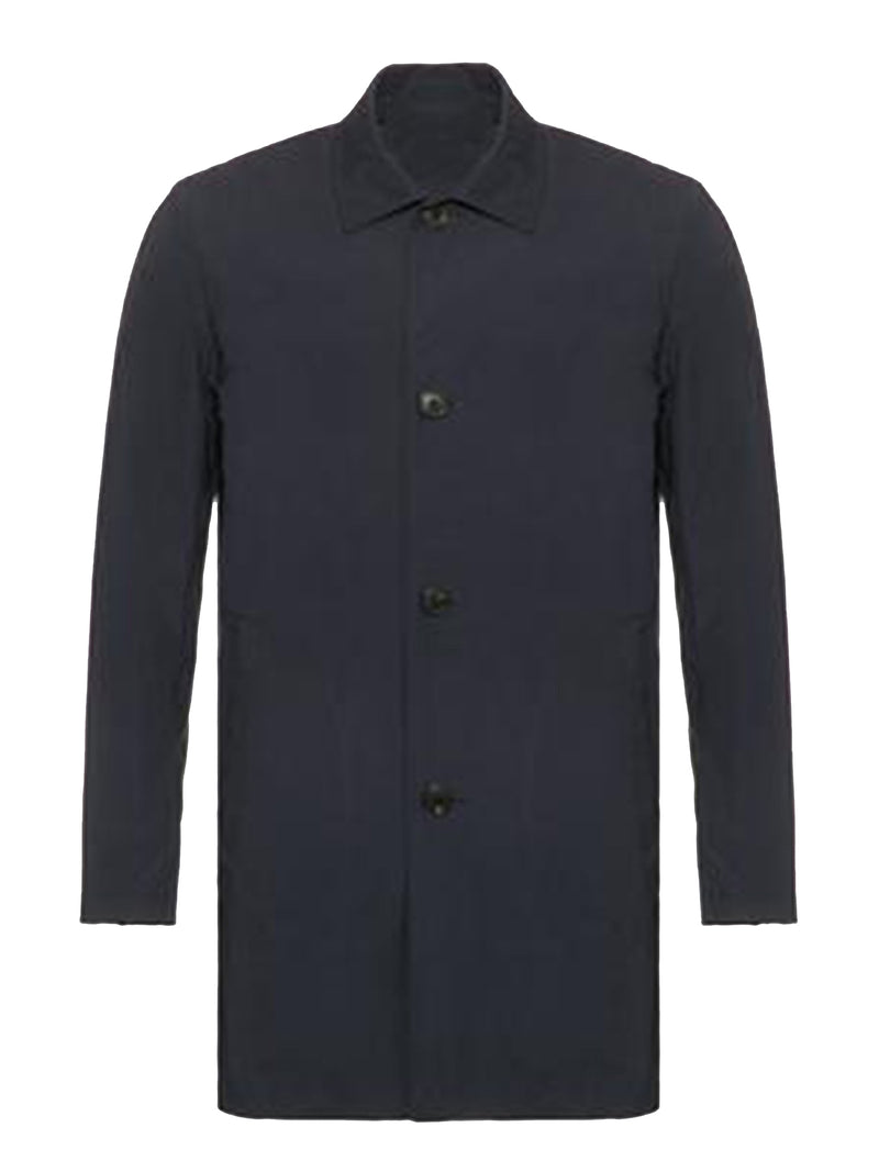 Polyester Casual Trenchcoat
