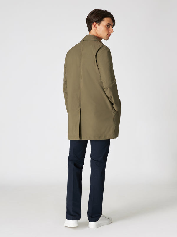 Packable Mac Coat