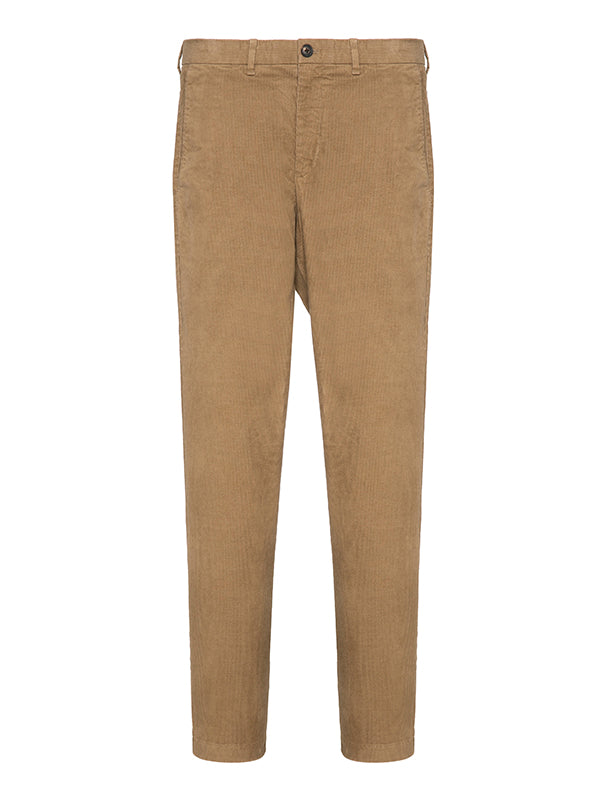 Ribbed Corduroy Trousers
