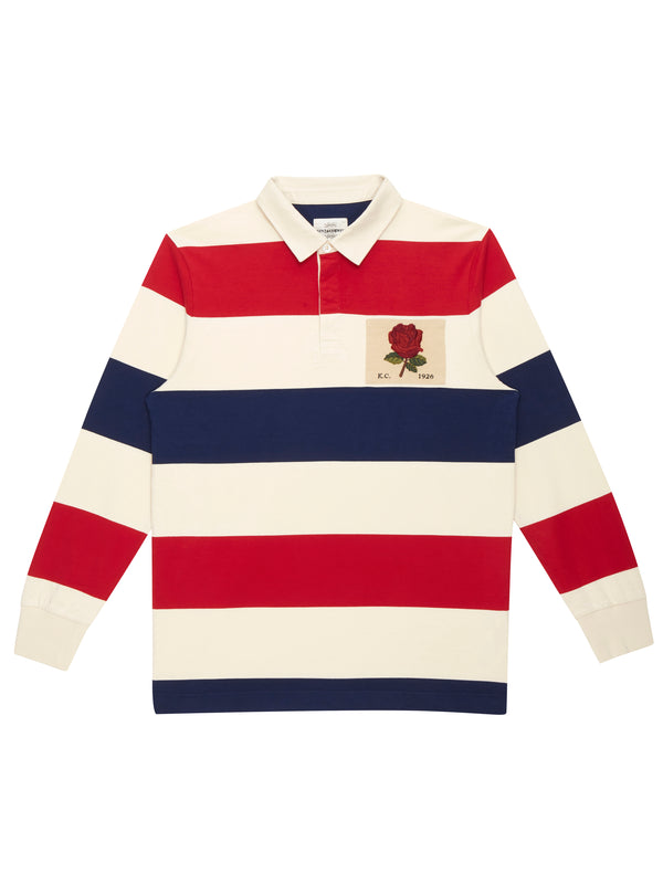 Long sleeves Blod Stripes Rugby