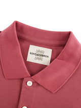 Rose Patch Polo Shirt