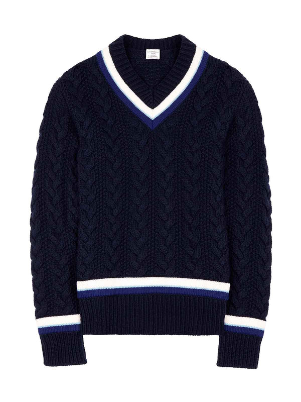 Merino Cricket Sweater