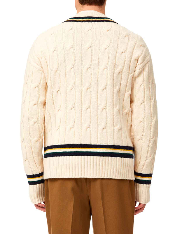 Classic Cricket Sweater