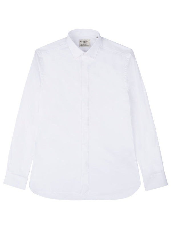 Narrow Collar Shirt