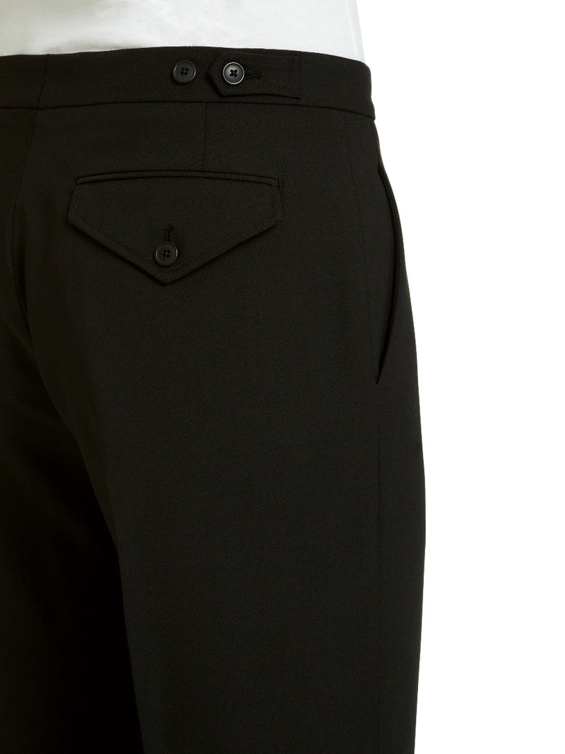 Wool Military Trouser