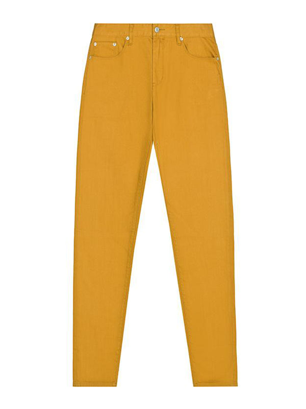 Natural Cotton Trousers