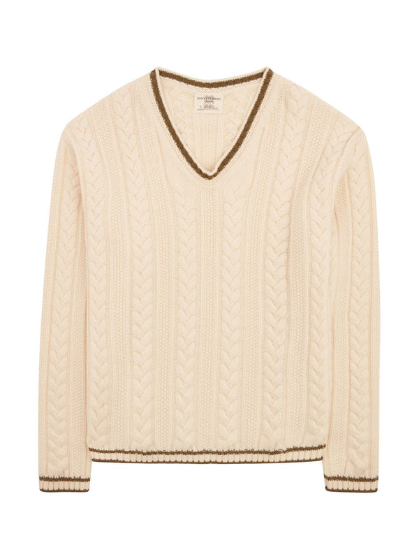 Heritage Cricket Sweater
