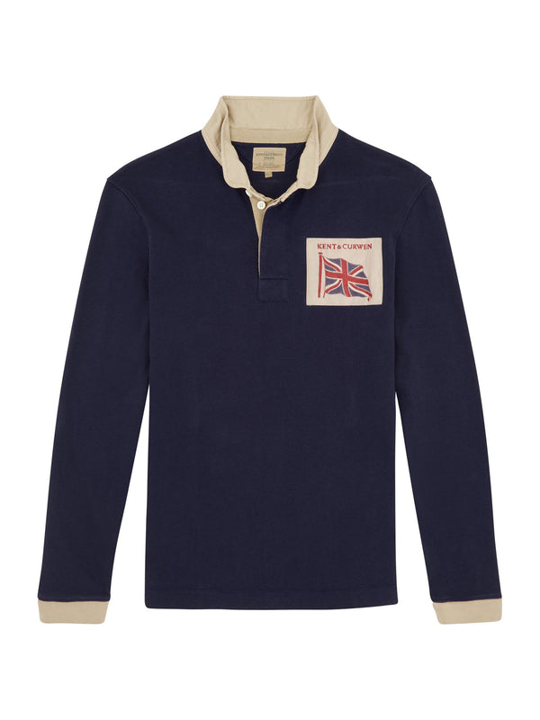 Union Jack Rugby Shirt