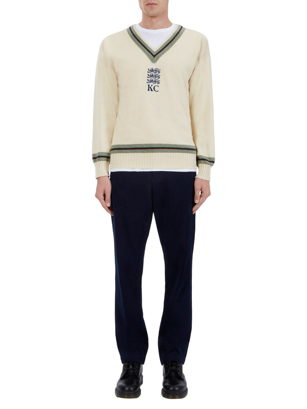 Mohair Cricket Sweater