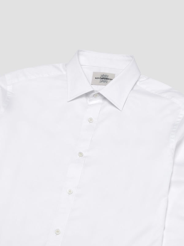 Cotton Poplin Essential Dress Shirt