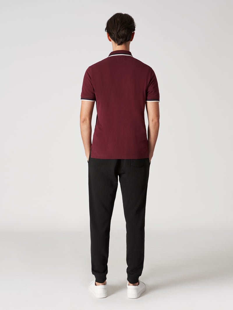 Two-toned Lining Polo