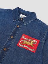 Exclusive Deer Capsule Denim Shirt