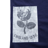 Blue Rose Patches T-Shirt