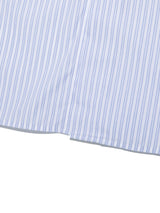 Classic Vertical Stripe Button-up