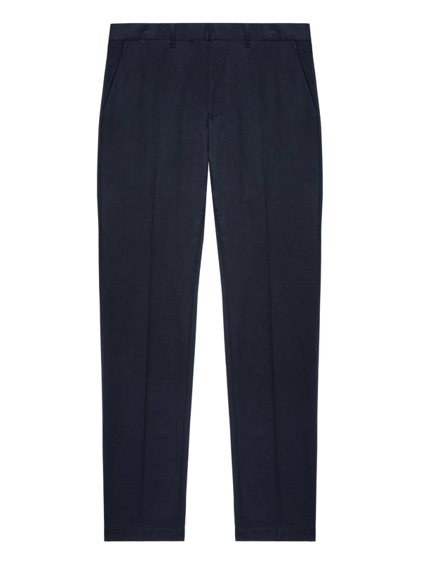 Cotton Blend Formal Trousers