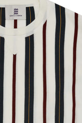 Multi Stripe Crew