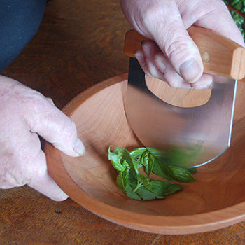 What Is The Best Wood For A Chopped Salad Bowl New