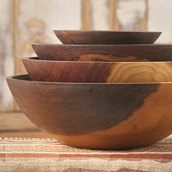 Wooden Bowl Fifth Anniversary Gift