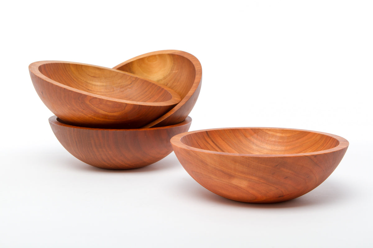 Large Wood Salad Bowls Big Wood Salad Bowl Sets Nh Bowl And Board