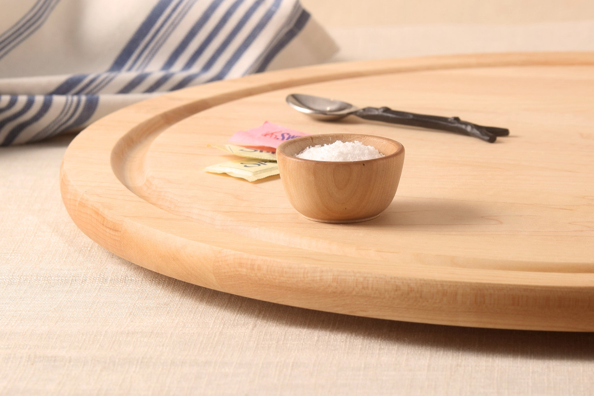 Attractive ... Extra Large Wood Lazy Susan ...