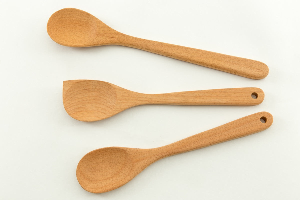Extra Long 14 Wooden Cooking Spoon