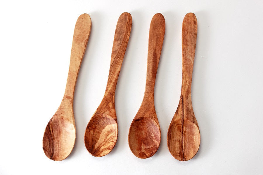 Great Olive Wood Kitchen Utensils #5 - ... Small Olive Wood Spoon | New Hampshire Bowl And Board