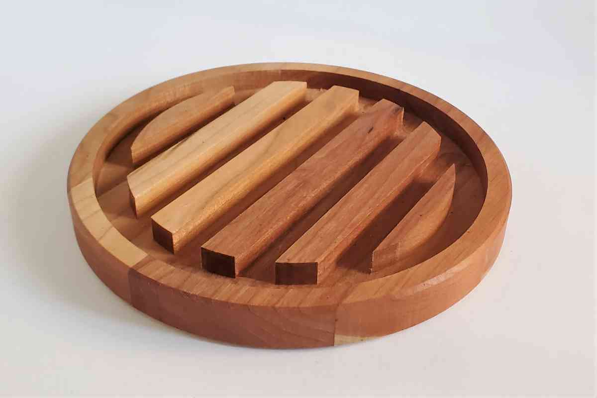 Wood Trivet New Hampshire Bowl And Board