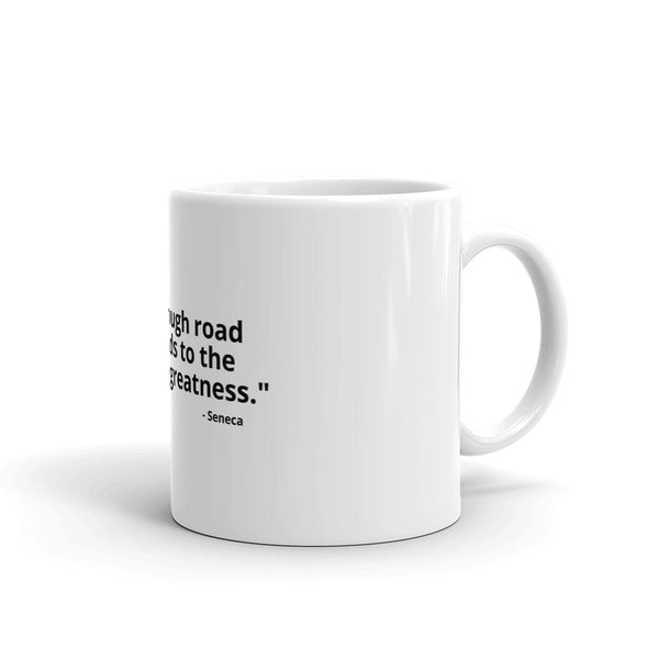 """The Heights Of Greatness"" Mug"