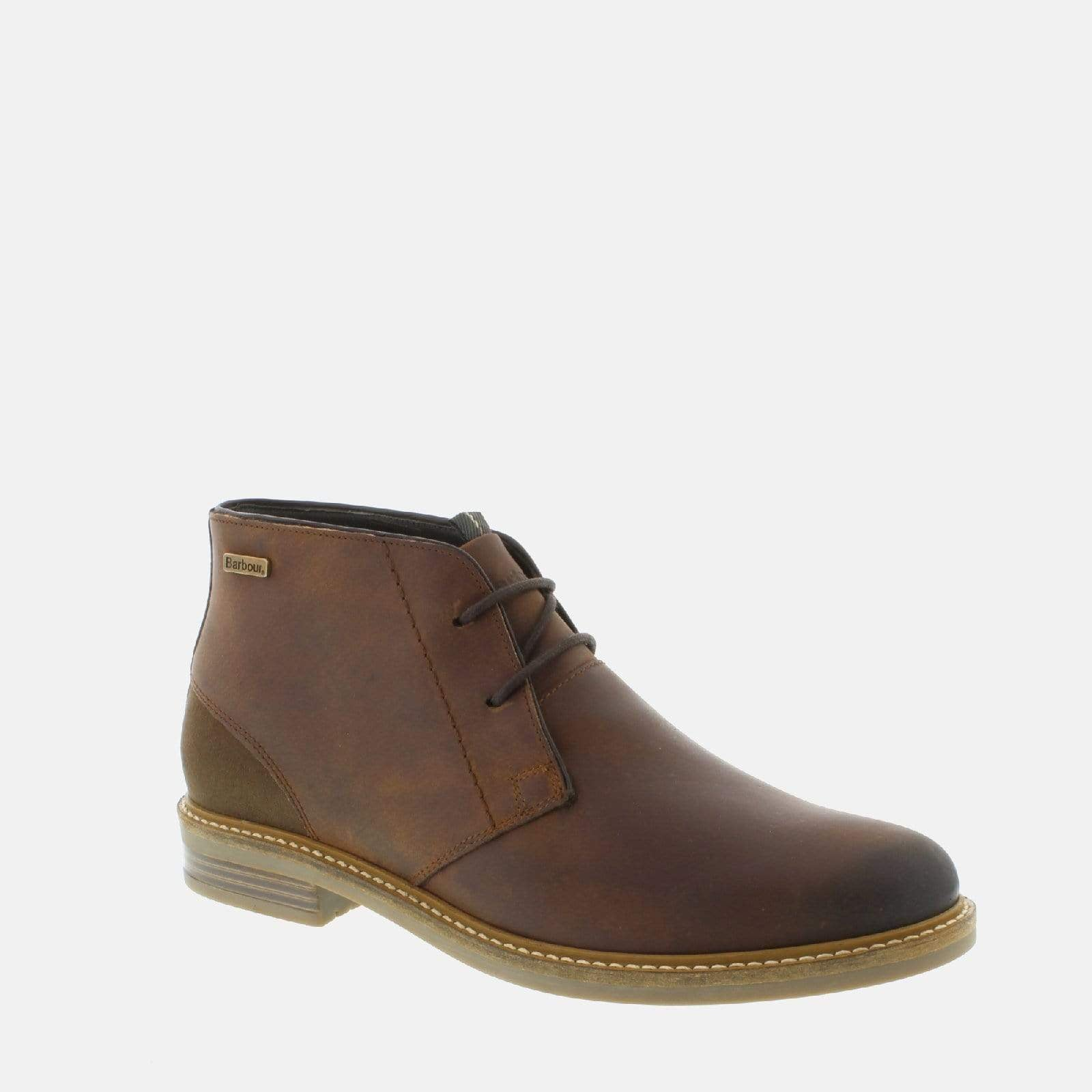 Barbour Footwear Readhead Tan