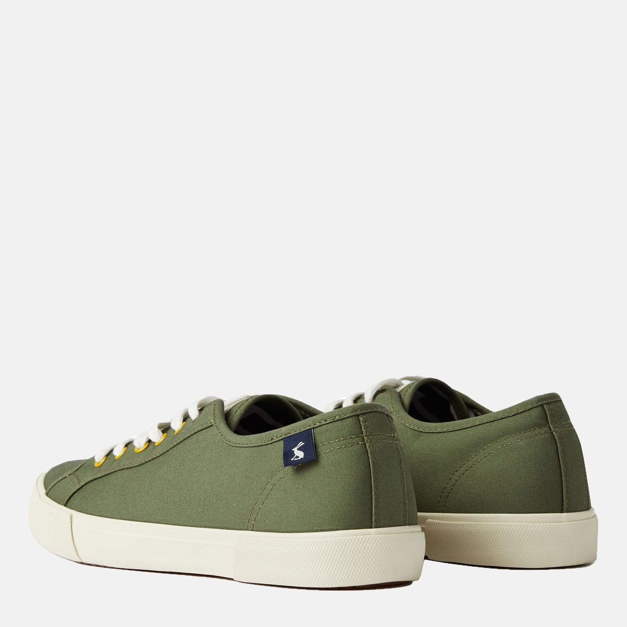 Bells Shoes Joules Footwear Coast Pump Khaki Green