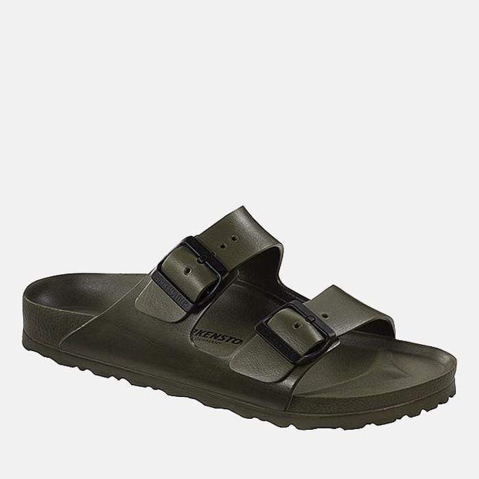 Birkenstock Footwear Arizona EVA Narrow Fit Khaki 129493