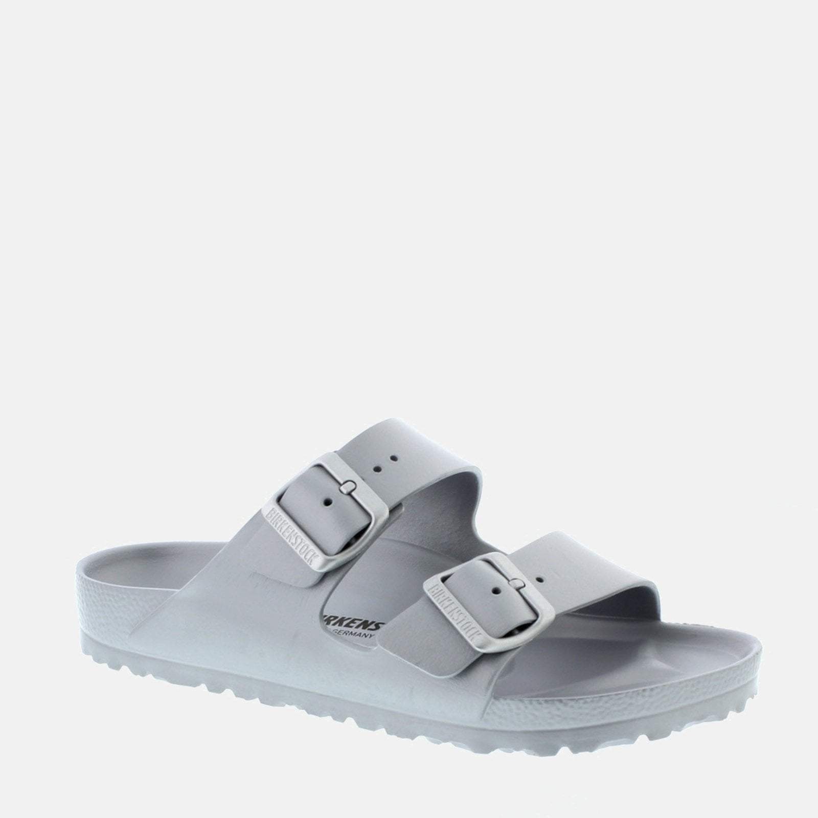 Birkenstock Footwear Arizona EVA Narrow Fit Metallic Silver 1003491