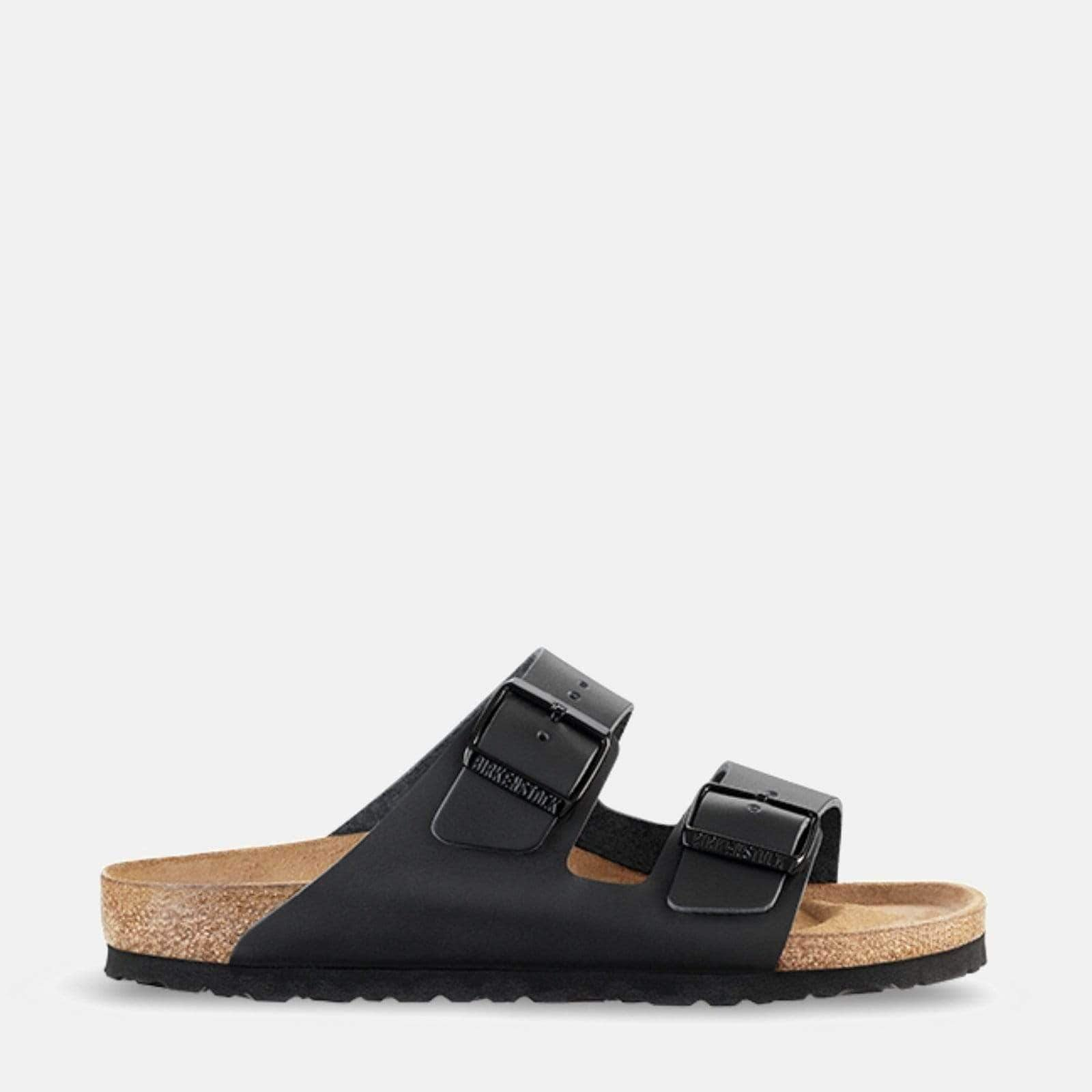 Birkenstock Footwear Arizona Narrow Fit Black Smooth Leather 51193