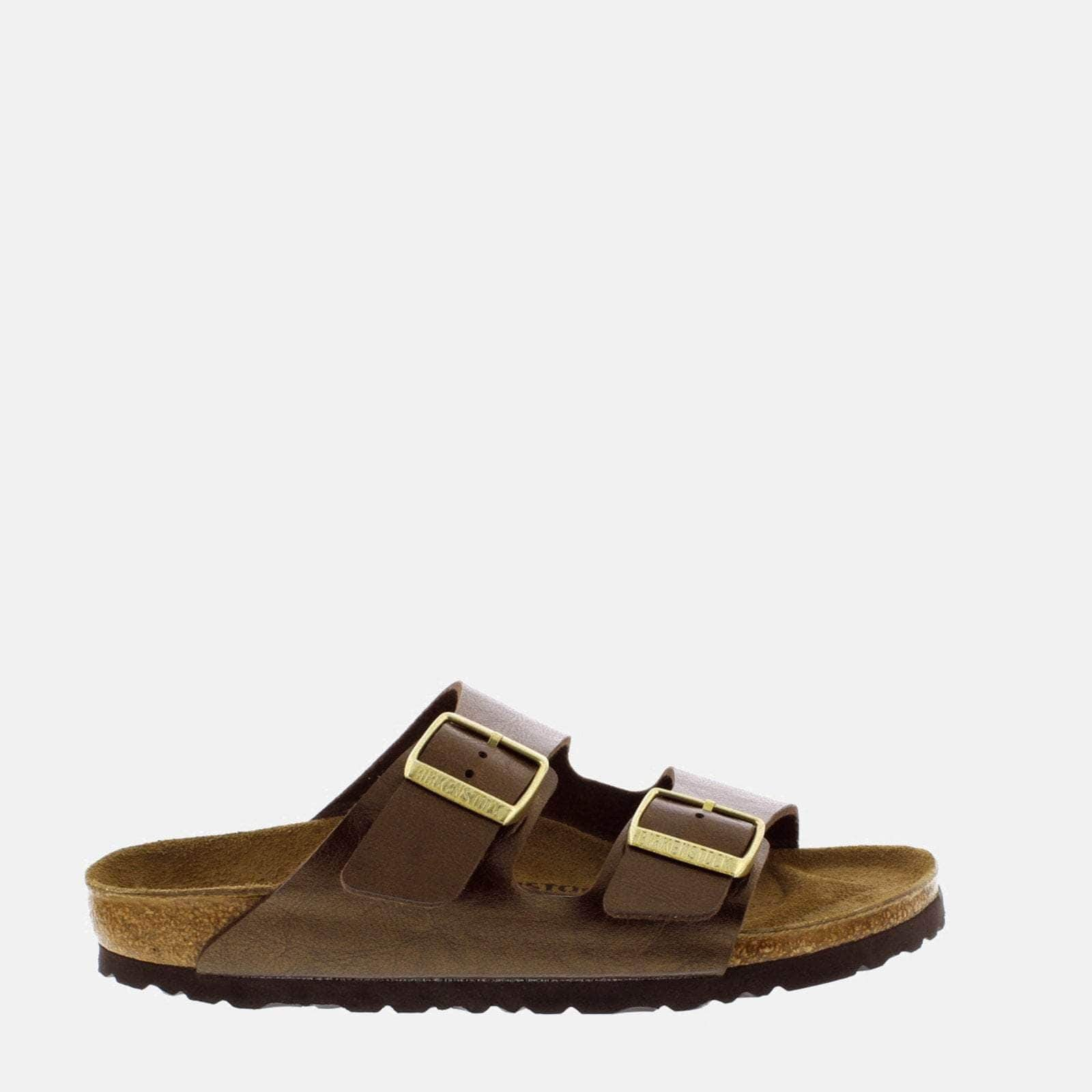 Birkenstock Footwear Arizona Narrow Fit Graceful Toffee 1009919