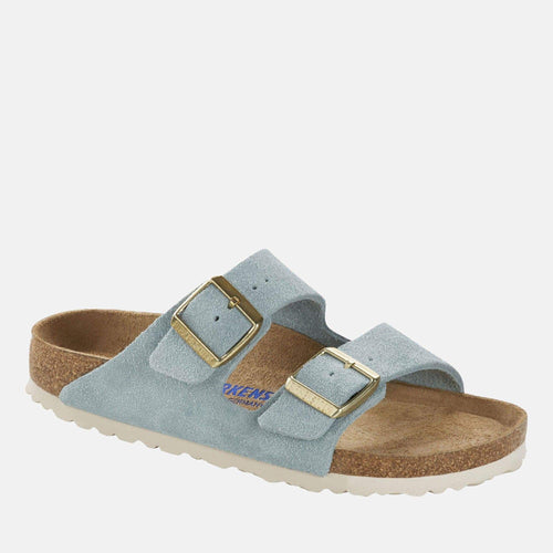 Arizona Narrow Fit Light Blue Suede 1016393