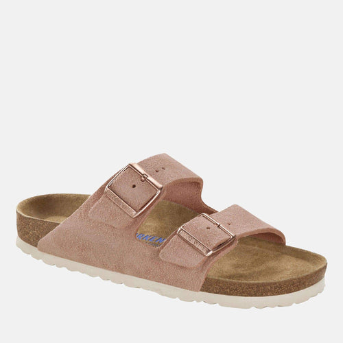 Arizona Narrow Fit Light Rose Suede 1015892