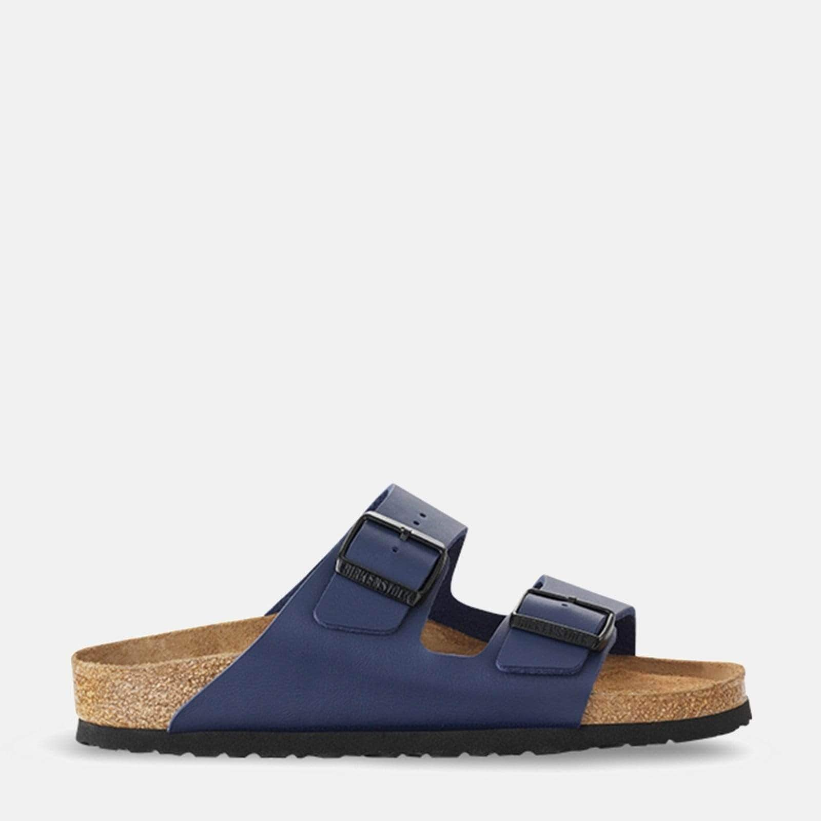Birkenstock Footwear Arizona Soft Footbed Narrow Fit Blue 51063