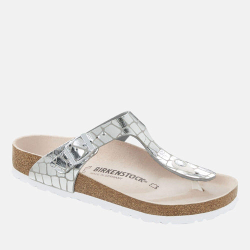 Gizeh Regular Fit Gator Gleam Silver 1016240