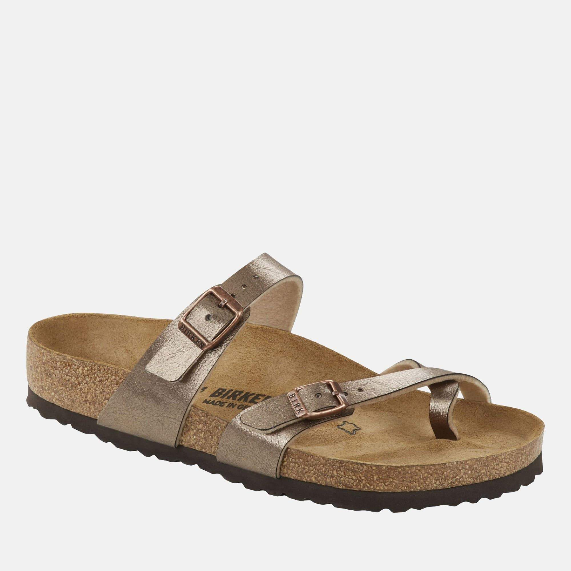 Birkenstock Footwear Mayari Regular Fit Graceful Taupe 1016408