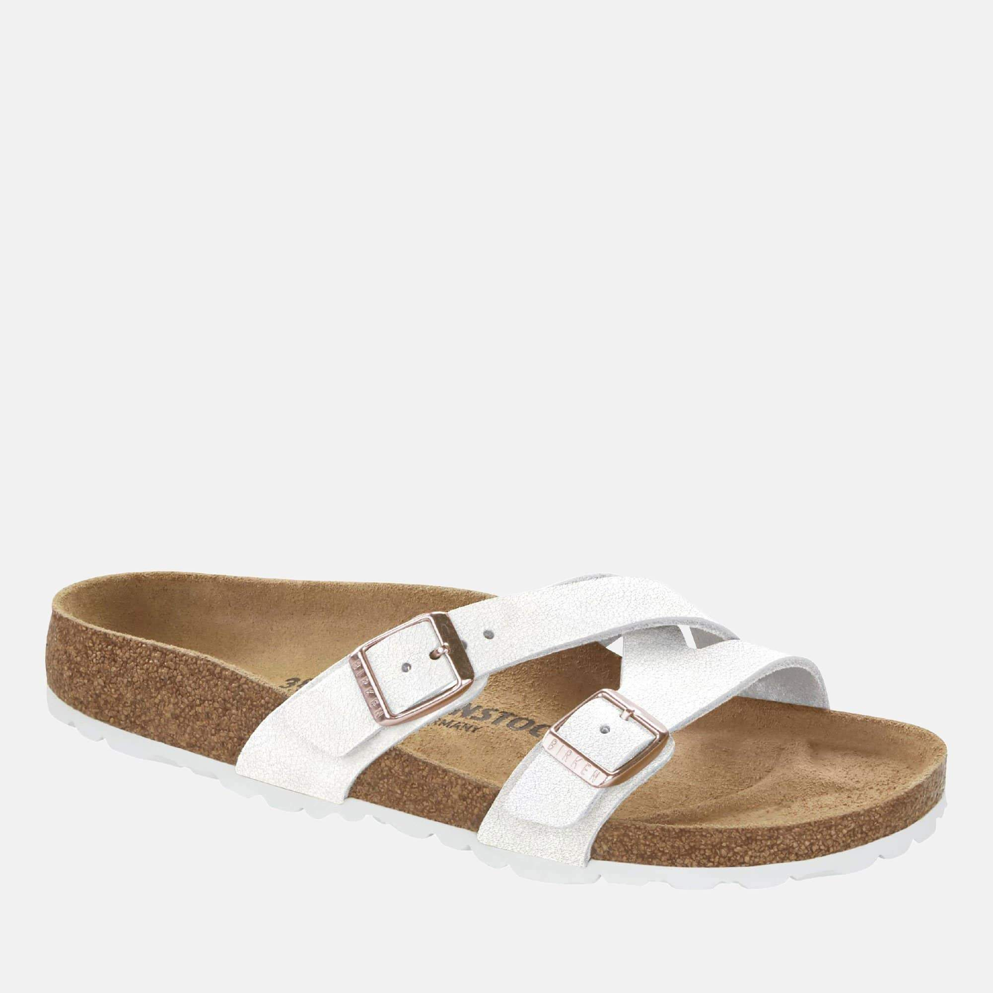 Birkenstock Footwear Yao Balance Regular Fit White 1016688